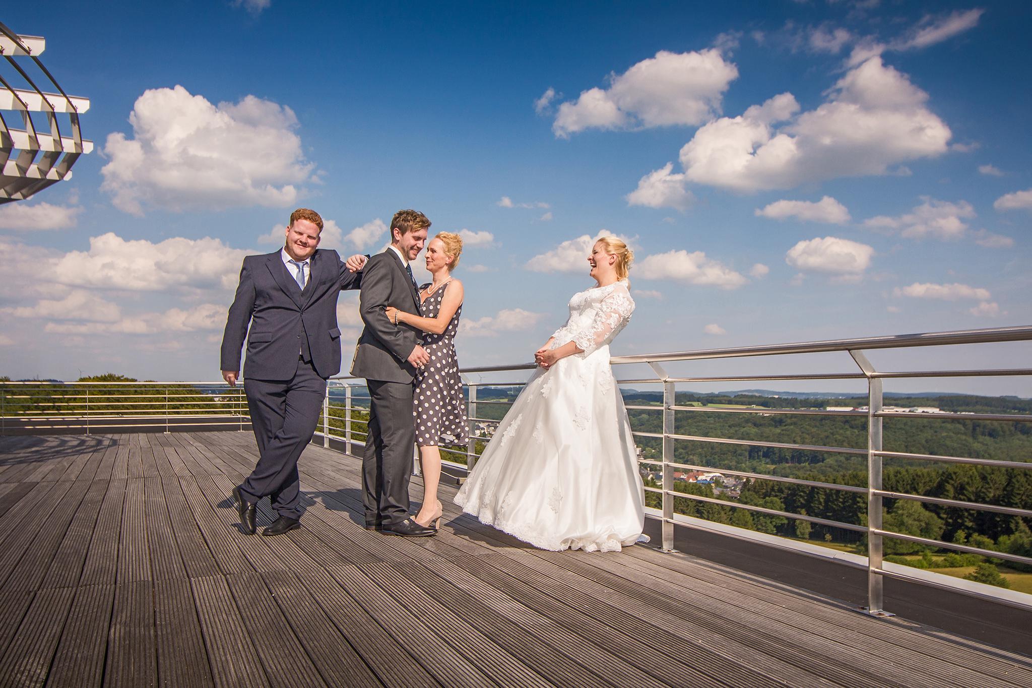 Hochzeitsfotografie | Foto: Johannes Willwacher